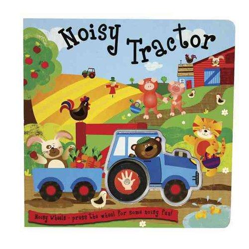 Noisy Tractor: Press the Wheel for Some Noisy Fun!