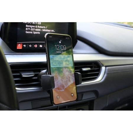 Xtreme Front Set (Xtreme Qi Fast Wireless Car Charger Vent Mount Phone Holder iPhone &)
