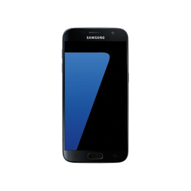 Samsung - Unlocked Mobile Phones SM-G930UZKAXAA 32 GB 4G LTE Galaxy S7 Smartphone Special Edition Unlocked, GSM & CDMA - Black - image 1 de 1
