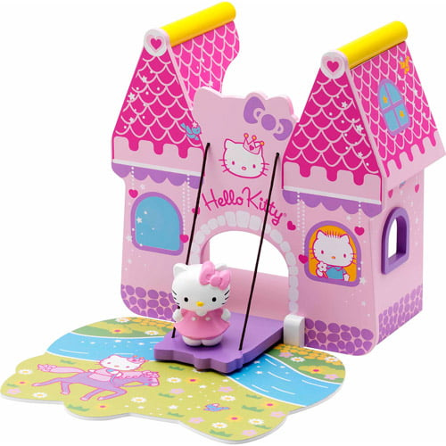 Hello Kitty Enchanted Castle Play Set by Generic