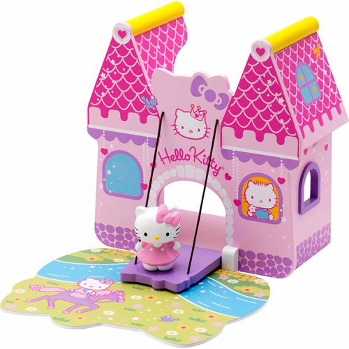 Hello Kitty Enchanted Castle Play Set