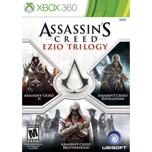 Assassins Creed Trilogy (Xbox 360)