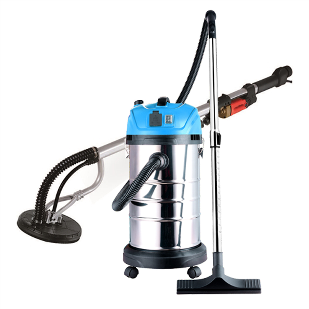 ALEKO Drywall Sander with Wet Dry Vacuum Cleaner - Combo Kit - DWS700 and DWV165