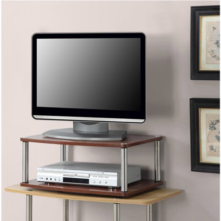 Designs 2 Go Double Swivel Board Black for TV or Monitor, fo