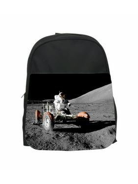 d1ac1daeaa7c Product Image Astronaut In Moon Vehicle Jacks Outlet TM PreSchool  Children s Backpack