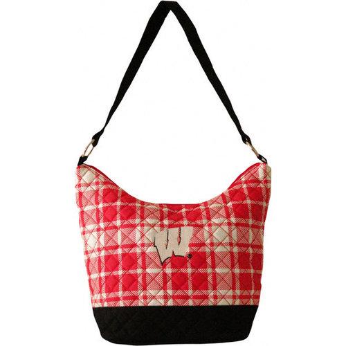 NCAA - Wisconsin Badgers Quilted Handbag