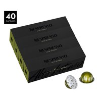 Nespresso Vertuo Extra Large Coffee Capsules, Alto XL Intenso - 40 Count