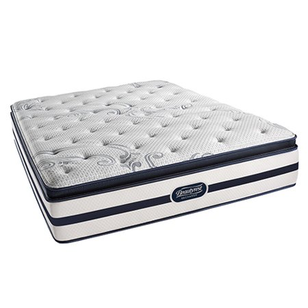 Beautyrest Recharge North Hanover Luxury Firm Pillow Top King Size Mattress Only