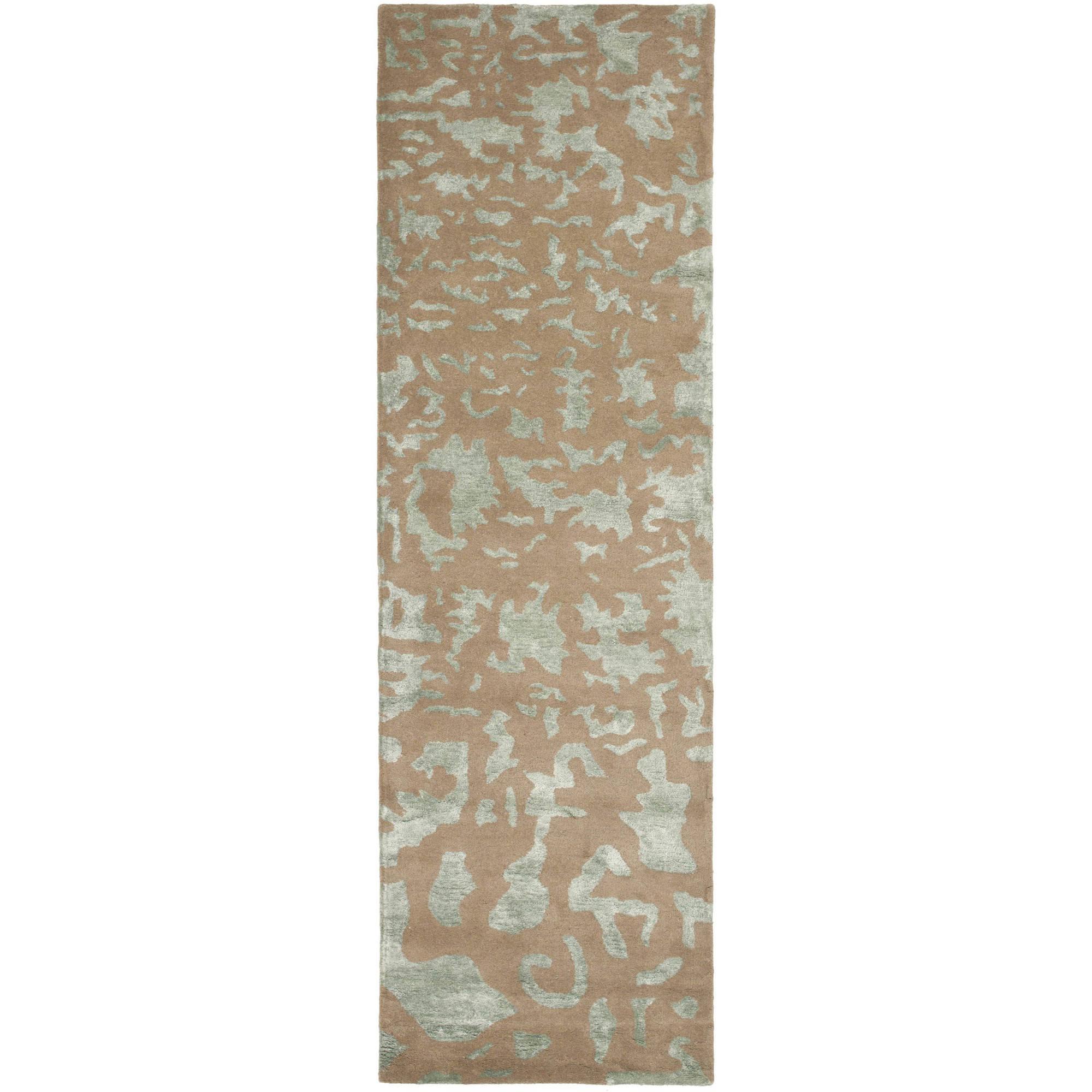 Safavieh Hand-Tufted Wool Runner Rug