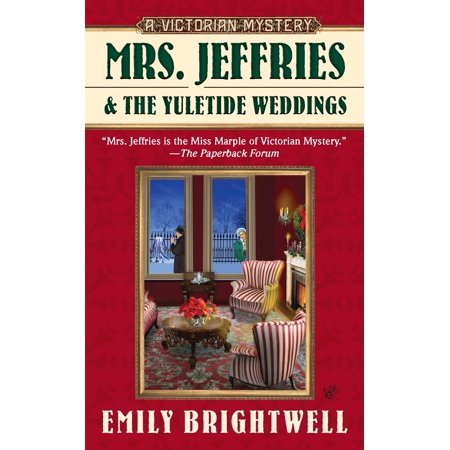 - Mrs. Jeffries and the Yuletide Weddings