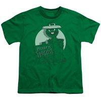 Sesame Street - Keepin It Trashy - Youth Short Sleeve Shirt - X-Large
