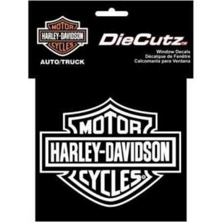 Harley Davidson Bar And Shield >> Harley Davidson Bar And Shield Die Cutz Decal