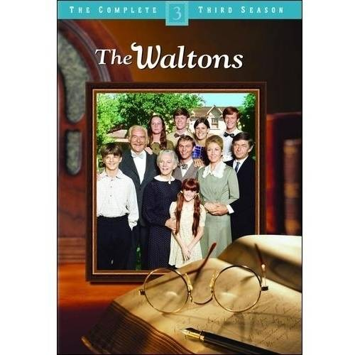 The Waltons: The Complete Third Season (Full Frame)