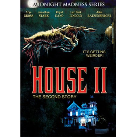 Scale Two Story House - House II: The Second Story (DVD)