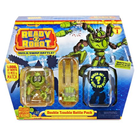 Ready2Robot- Battle Pack Double