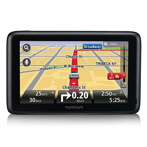 TomTom GO 2535TM WTE GPS Replace by VIA 1505M WTE 5-inch Automotive GPS w  Lifetime Map Updates by TomTom