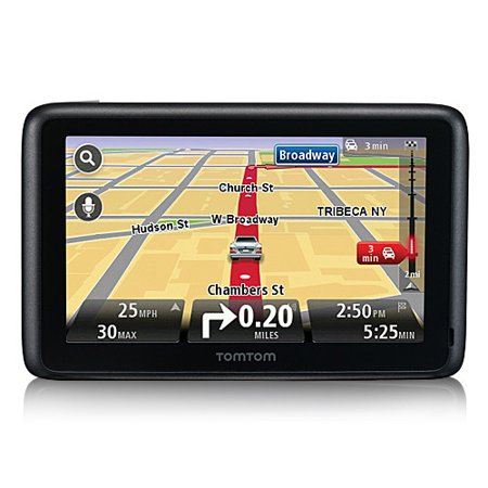 TomTom GO 2535TM WTE GPS Replace by VIA 1505M WTE 5-inch Automotive GPS w/ Lifetime Map Updates