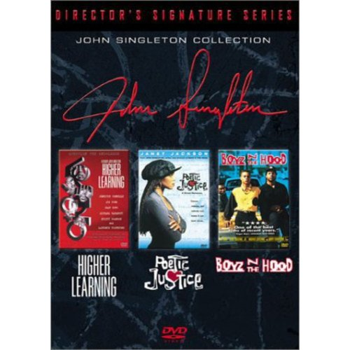 John Singleton Collection: Boyz N The Hood / Higher Learning / Poetic Justice
