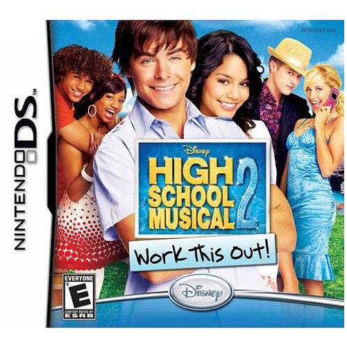 High School Musical 2  (DS) - Pre-Owned