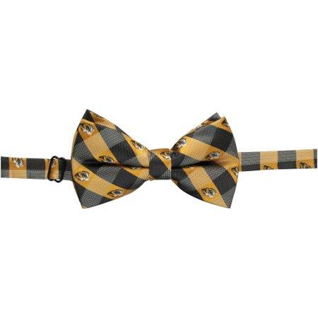 Missouri Tigers Check Bow Tie - No Size
