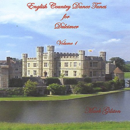 English Country Dance Tunes for Dulcimer 1 (CD)