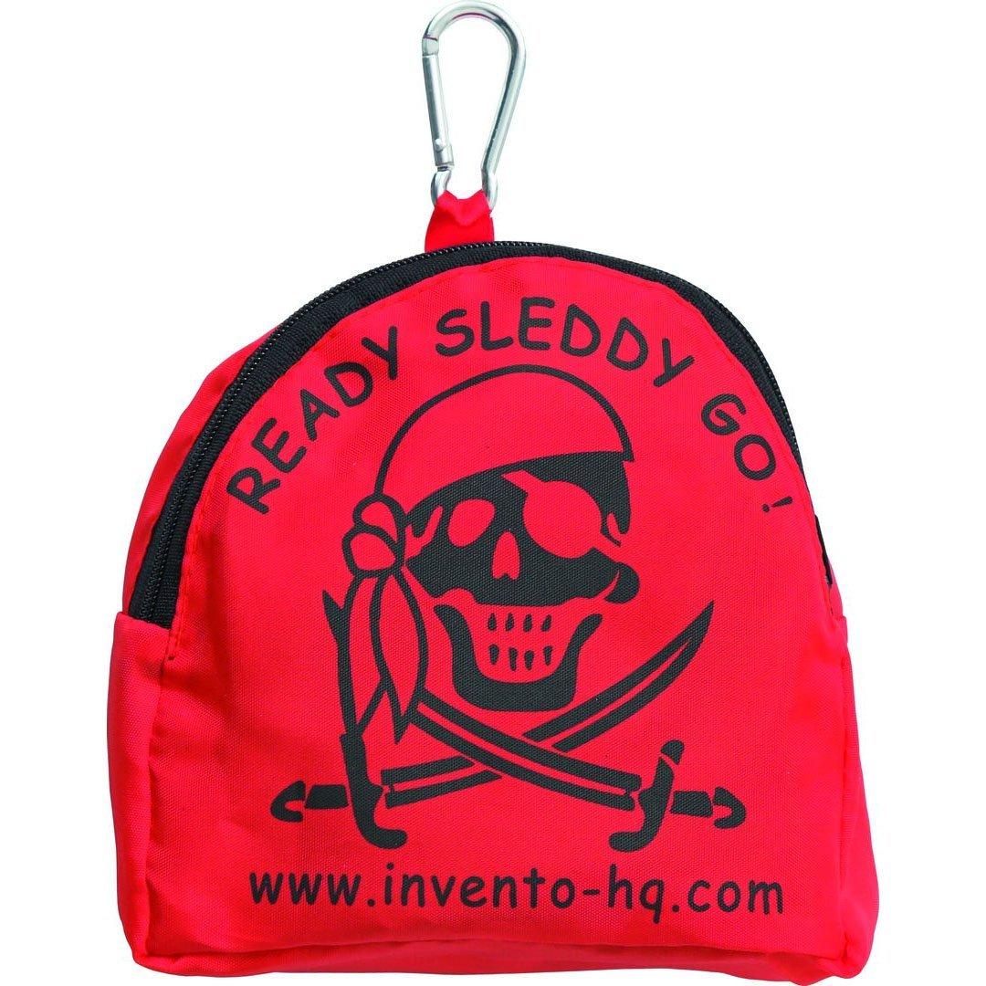 HQ Kites Sleddy Single Line Kite - Jolly Roger,