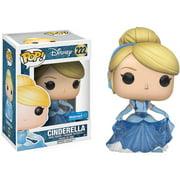 Funko POP! Disney Cinderella Sparkle Dress Cinderella Vinyl Figure, Walmart Exclusive