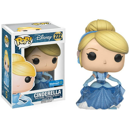 dac91ccff3b Funko POP! Disney Cinderella Sparkle Dress Cinderella Vinyl Figure ...