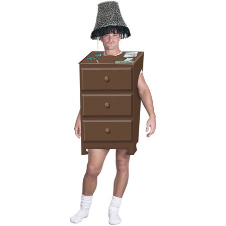 One Night Stand Adult Halloween Costume, Size: Men's - One Size (Make One Night Stand Halloween Costume)