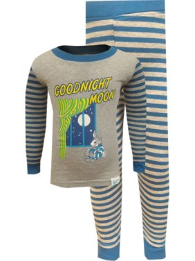 Goodnight Moon Bunny at the Window Toddler Pajamas