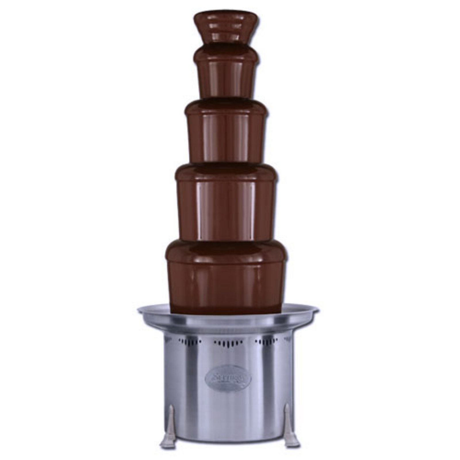 Sephra 44 Inch Stainless Steel Commercial Chocolate Fountain by Sephra LLC