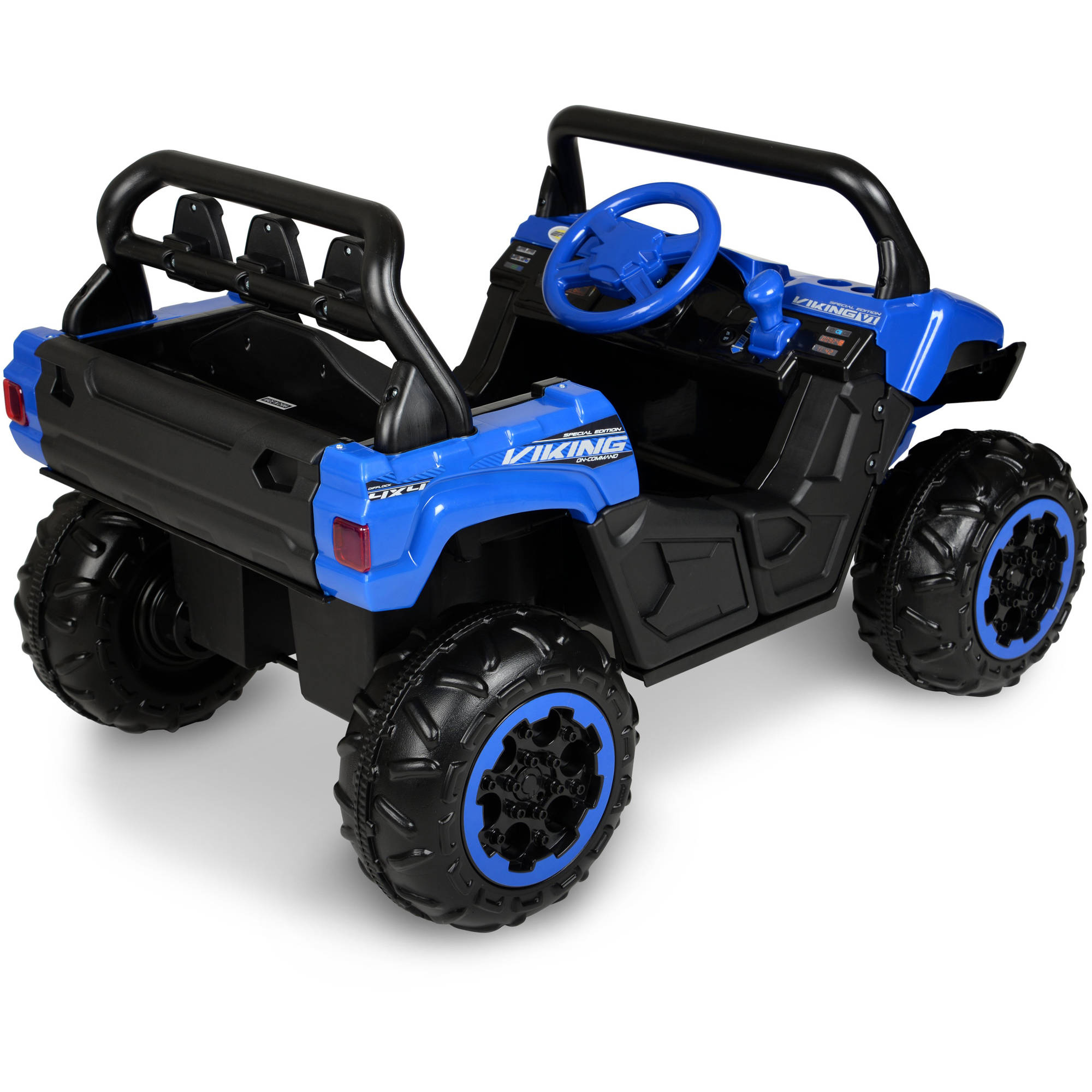 6 Volt Yamaha Viking Battery Powered Ride-On - Hours of fun