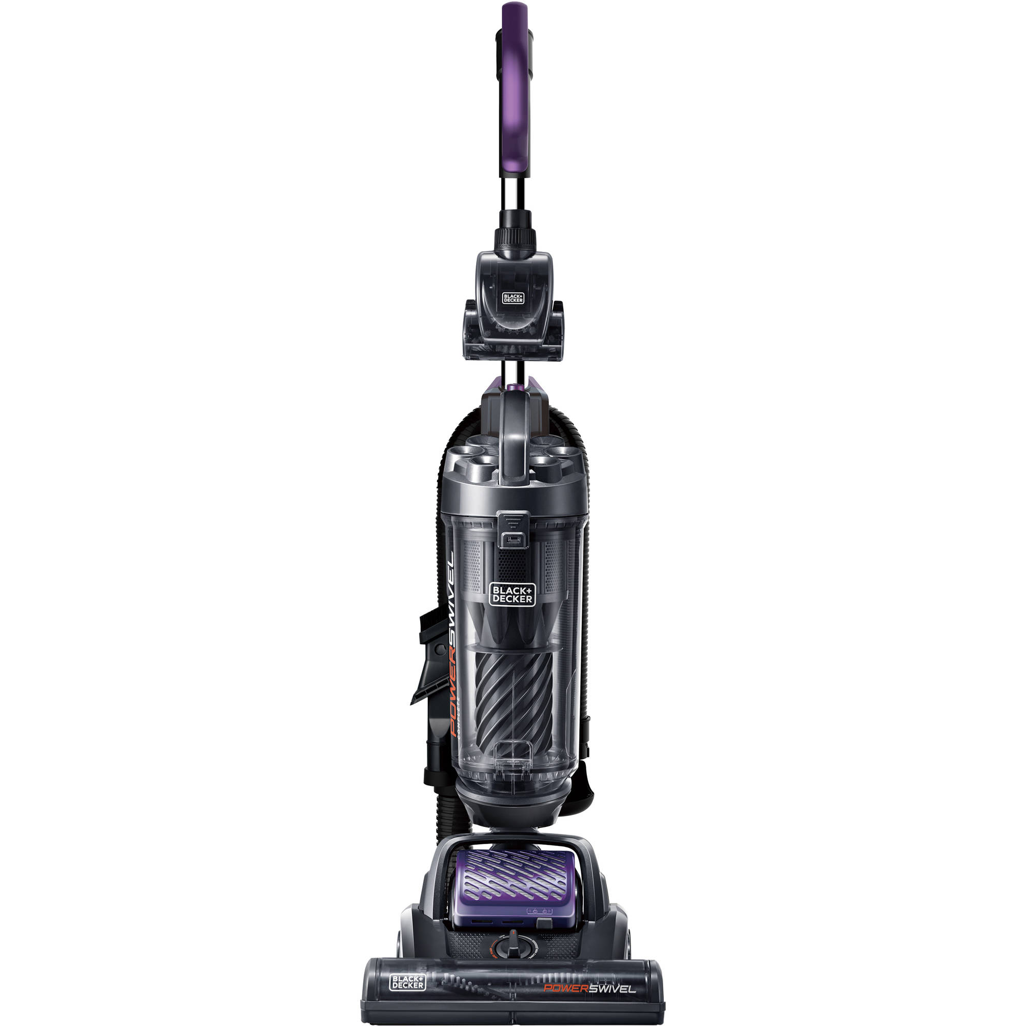Black And Decker Powerswivel Complete Extra Upright Vacuum