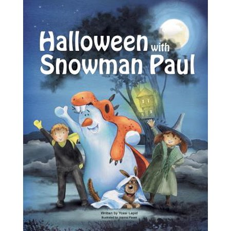 Halloween with Snowman Paul - Cliff Paul Halloween