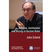Religion, Institutions and Society in Ancient Rome - eBook