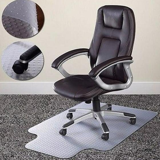 Ktaxon Home Office Chair Mat For Carpet Floor Protection Under Executive Computer Desk