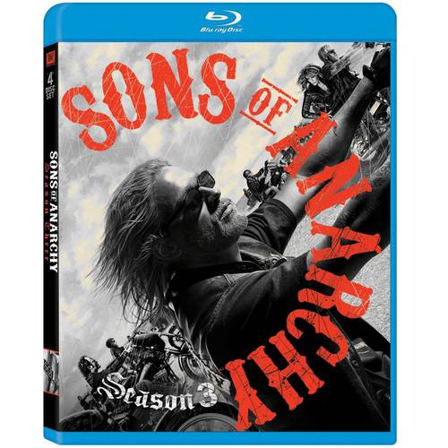 Sons Of Anarchy: Season Three (Blu-ray)