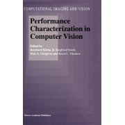 Performance Characterization in Computer Vision