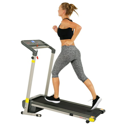 Sunny Health & Fitness SF-T7632 Space Saving Compact Folding