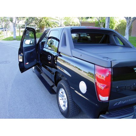 Amp Research 2007 2014 Chevy Gmc Cadillac Suv Powerstep Black