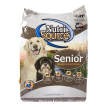 Dog Food: NutriSource Senior