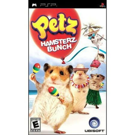 PSP PETZ  HAMSTERS BUNCH ()
