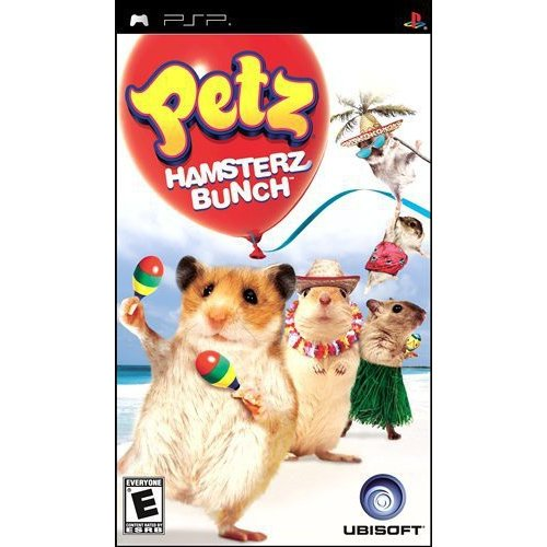 PSP PETZ  HAMSTERS BUNCH