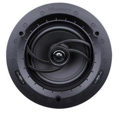 "Russound Acclaim 6.5"" High-Resolution Series Directional 2-Way Angled In-Ceiling Speaker"