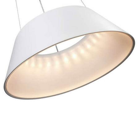 Philips 405503148 Ledino Cielo Dimmable LED Suspension Pendant Light, White - image 2 of 2
