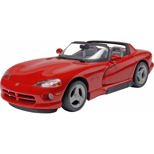 *dodge Viper Rt 10 1 25th Scale Paint And Glue Model Kit by Revell