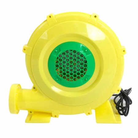 Air Blower, Pump Fan Commercial Inflatable Bouncer Blower, Perfect for Inflatable Bounce House, Jumper, Bouncy Castle (680 Watt (Air Blowers Manufacturers)
