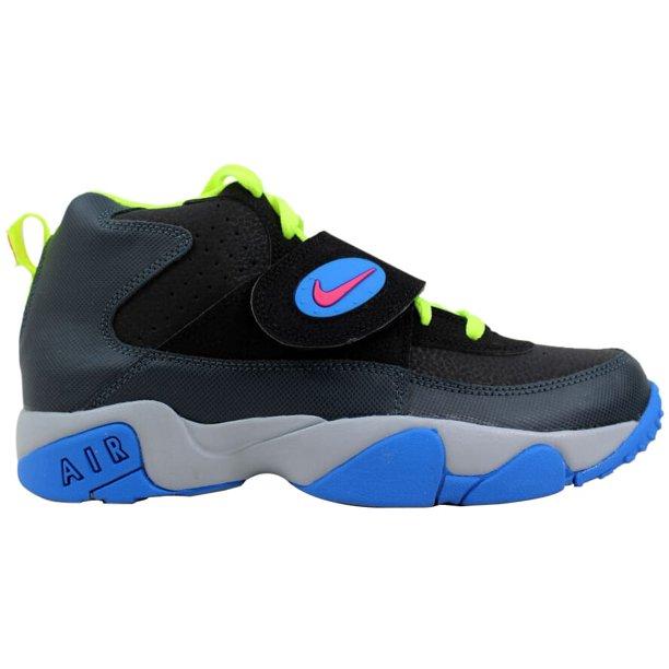 Auroch ladrar dominio  Nike - Nike Air Mission Black/Hyper Pink-Dark Magnet Grey-Photo Blue  630911-008 Grade-School - Walmart.com - Walmart.com