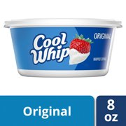 Cool Whip Original Whipped Topping, 8 oz Tub