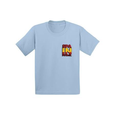 f4909706bfd Awkward Styles Spain Futbol Toddler Shirt Spanish Soccer Tshirt for Boys Spain  Tshirt for Girls Spanish 2018 Shirts for Kids Gifts from Spain Spanish Flag  ...